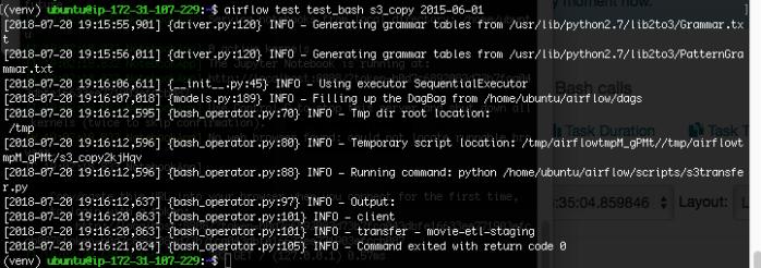 Basic DAG configuration – A Data Guru