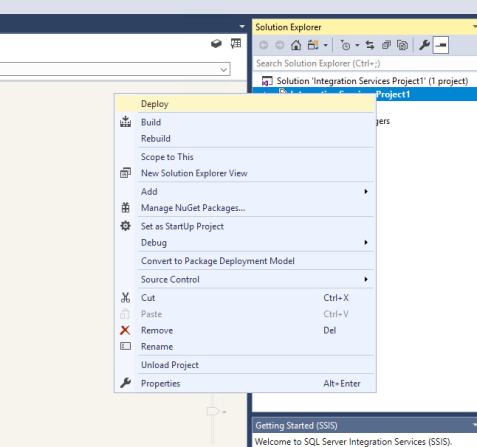 Running SSIS in the Azure cloud – A Data Guru